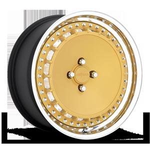 Rotiform IGS 4 Matte Gold