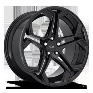 Foose Impala - F169 5 Gloss Black