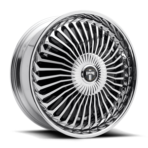 DUB Spinners Kik - S822 5 Polished