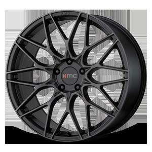 KMC Wheels KM713 ALKALINE 5 Phantom Black