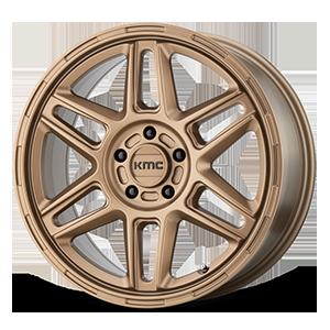 KMC Wheels KM716 Nomad 5 Bronze
