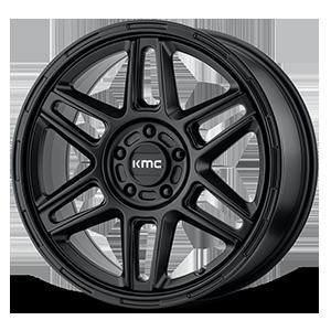 KMC Wheels KM716 Nomad 5 Satin Black