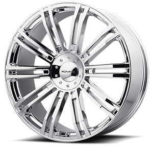 KM677 D2 Chrome 6 lug