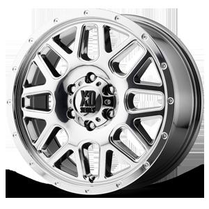 XD Wheels XD820 Grenade 6 Chrome