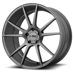 KMC Wheels KM709 FLUX 5 Charcoal