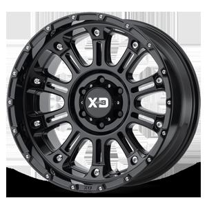 XD Wheels XD829 Hoss II 6 Gloss Black