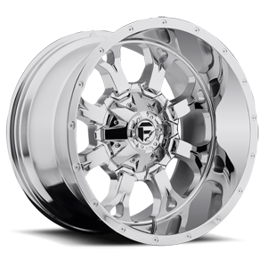 Krank - D516 Chrome 6 lug