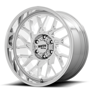 MO805 Chrome 6 lug