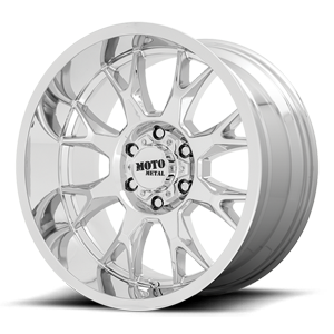 MO806 Chrome 6 lug
