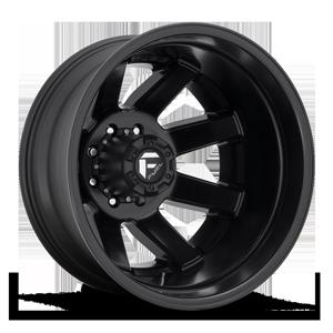 Fuel Dually Wheels Maverick Dually Rear - D436 8 Satin Black