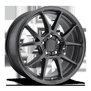 Niche Sport Series Messina - M174 5 Satin Black