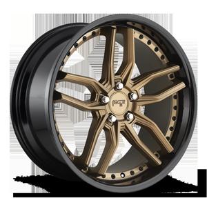 Niche Sport Series Methos - M195 5 Bronze/Black