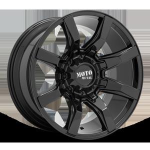 Moto Metal MO804 - Spider 6 Gloss Black