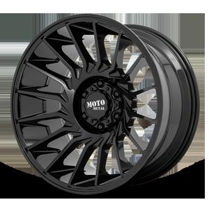 Moto Metal MO807 Shockwave 6 Gloss Black