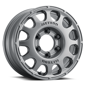 Method Race Wheels MR107 6 Titanium