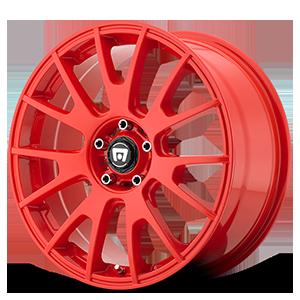 MR118 Red 5 lug