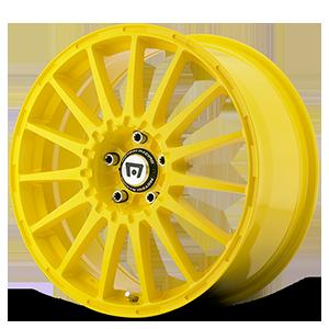 Motegi Racing MR119 Rally Cross S 5 Yellow