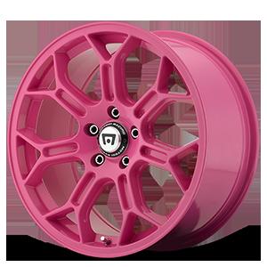 MR120 Pink 5 lug