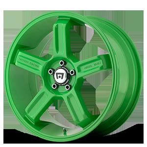 Motegi Racing MR122 5 Green
