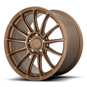 MR148-CS13 Matte Bronze 5 lug