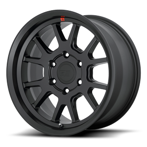 MR149-MT6 Satin Black 6 lug