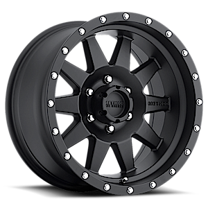 Method Race Wheels MR301 The Standard 6 Matte Black