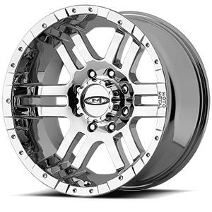 MO951 Chrome 8 lug