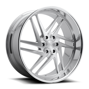 US Mags Nemesis 6 - Precision Series 6 Brushed w/ Polished Lip