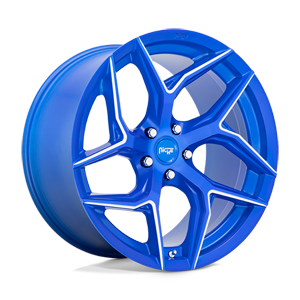 Niche Sport Series Torsion - M268 5 Anodized Blue Milled