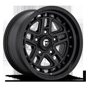 Fuel 1-Piece Wheels Nitro 5 - D667 5 Matte Black