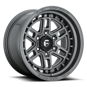 Fuel 1-Piece Wheels Nitro 6 - D668 6 Anthracite