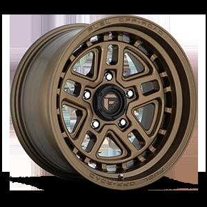 Fuel 1-Piece Wheels Nitro 5 - D669 5 Matte Bronze