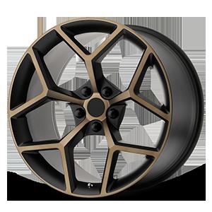 OE Creations 126 5 Black/Bronze