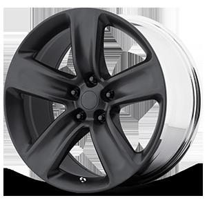 OE Creations 154 5 Semi Gloss Black