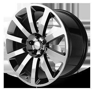OE Creations 146 5 Black Chrome PVD