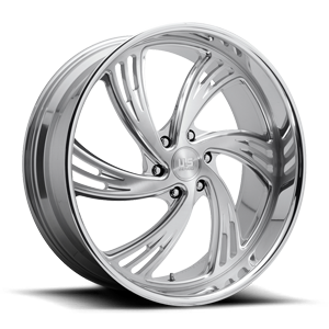 US Mags Outrage 6 - Precision Series 6 Brushed w/ Polished Lip