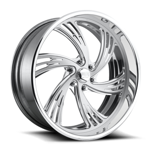 US Mags OUTRAGE 6 - US472 6 Polished w/ Brushed Face