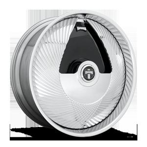 DUB Spinners Phoenix - S828 5 Chrome