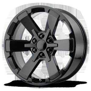 OE Creations PR189 6 Gloss Black