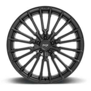Premio - M250 Matte Black 5 lug