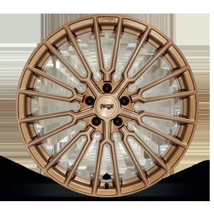 Premio - M264 Platinum Bronze w/ Brushed Bronze Tint 5 lug