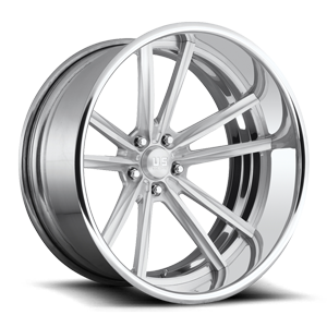 US Mags Bastille Concave - US587 5 22x10.5 | Brushed Polished