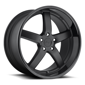 Niche Sport Series Pantano - M173 5 Matte Black | Gloss Black Lip
