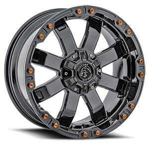Panther Off-Road 678 6 Gloss Black
