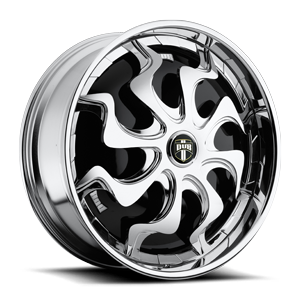 DUB Spinners Phenom - S749 5 Polished