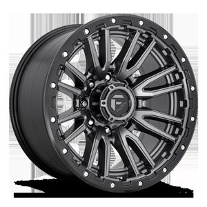 Fuel 1-Piece Wheels Rebel 8 - D680 8 Anthracite