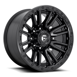 Fuel 1-Piece Wheels Rebel 8 - D679 8 Matte Black