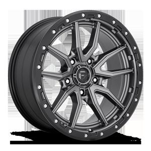 Fuel 1-Piece Wheels Rebel 5 - D680 5 Anthracite