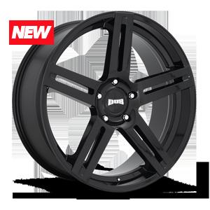 DUB 1-Piece ROC - S250 5 Gloss Black