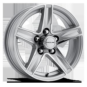 Raceline Wheels 810 Stylus 5 Silver